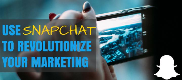 Use Snapchat to revolutionize your South Dakota marketing | 5j Design