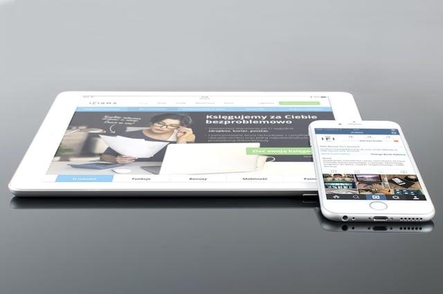 web design navigation