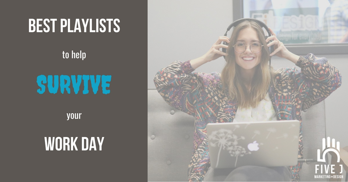 Best Playlists to Help You Survive Your Work Day-2-1
