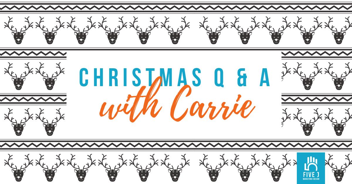Christmas Q & A - FB-1