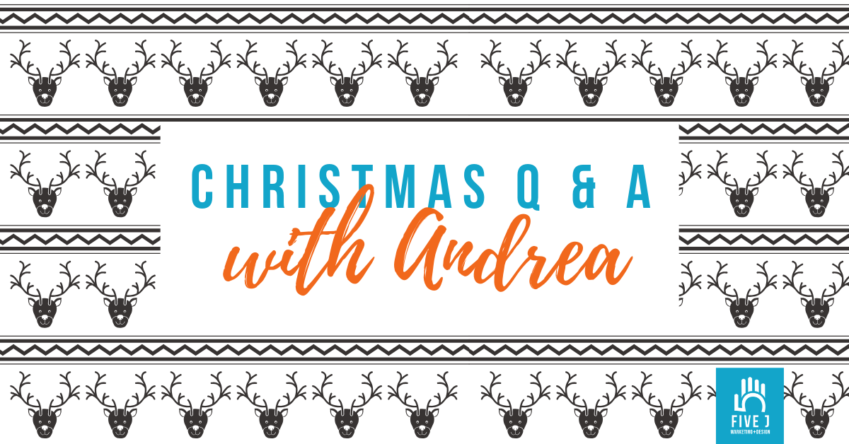 Christmas Q & A zach - FB
